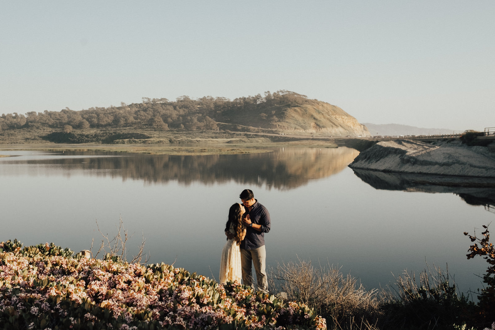 torrey pines engagement session reflection