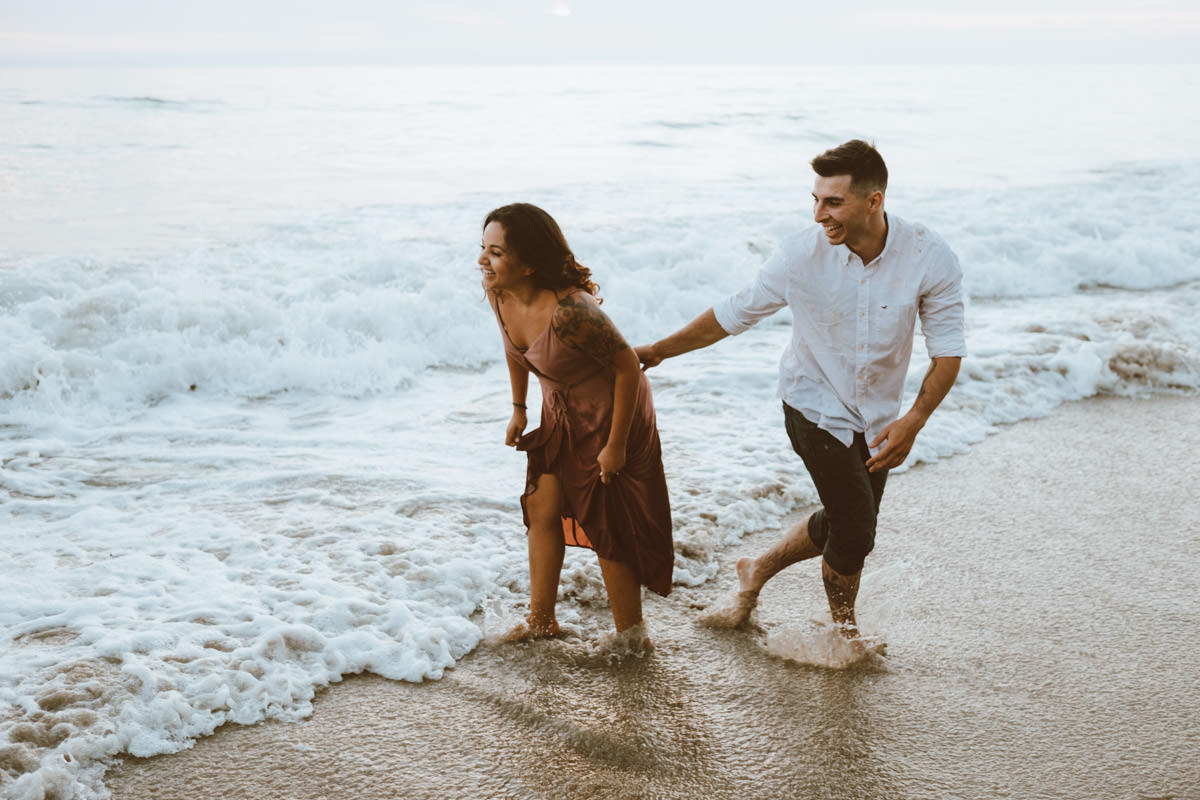 la jolla shore engagement