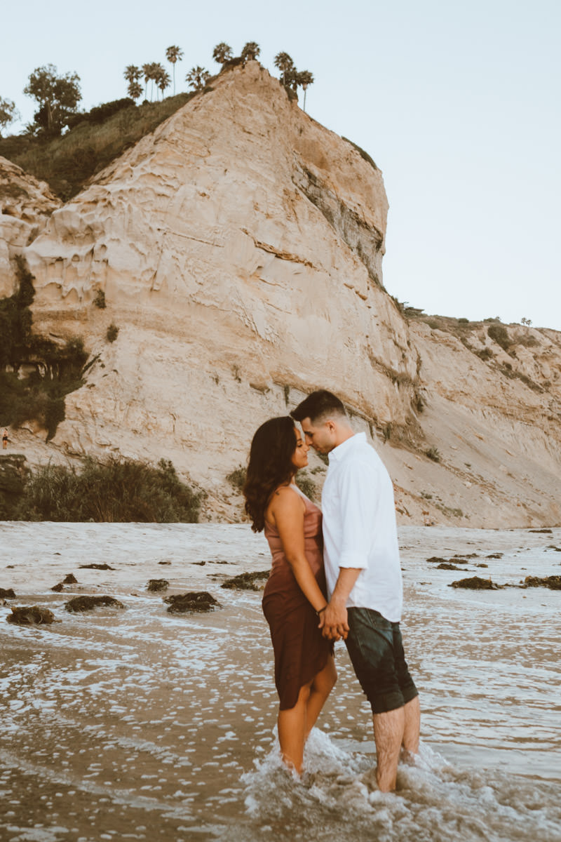 la jolla shore engagement 1