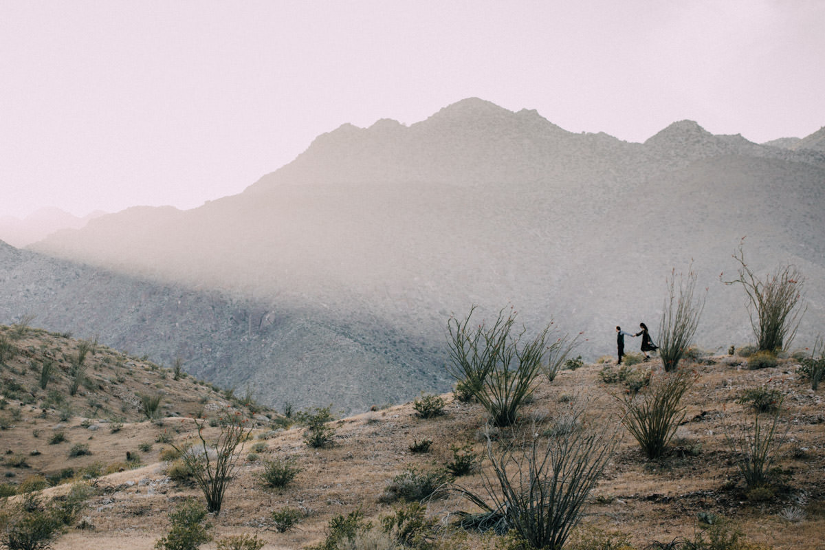 San Diego top 7 amazing engagement session locations anza-borrego engagement amazing sunset