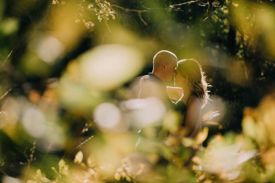 San Diego top 7 amazing engagement session locations gorgeous intimate mount laguna in yellow fall colors