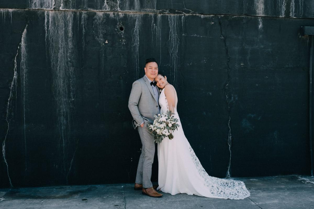 fort zachary wedding key west florida 1