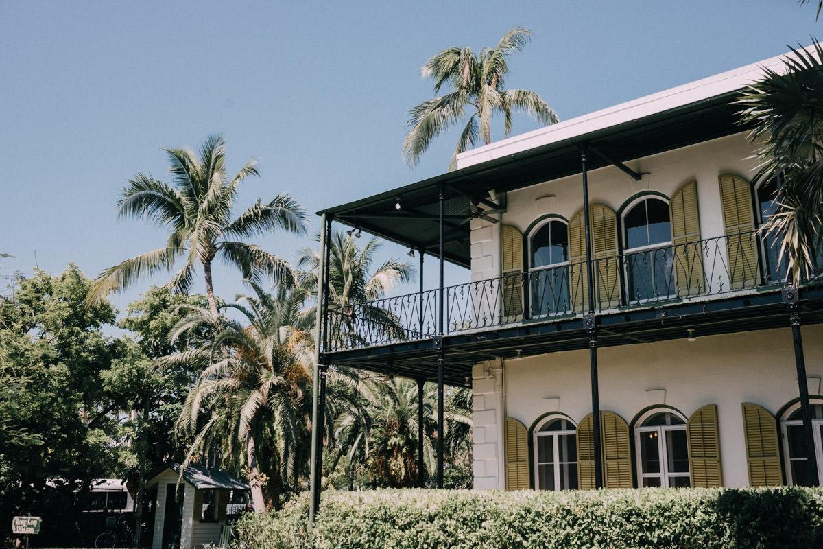 hemingway home wedding key west florida 2