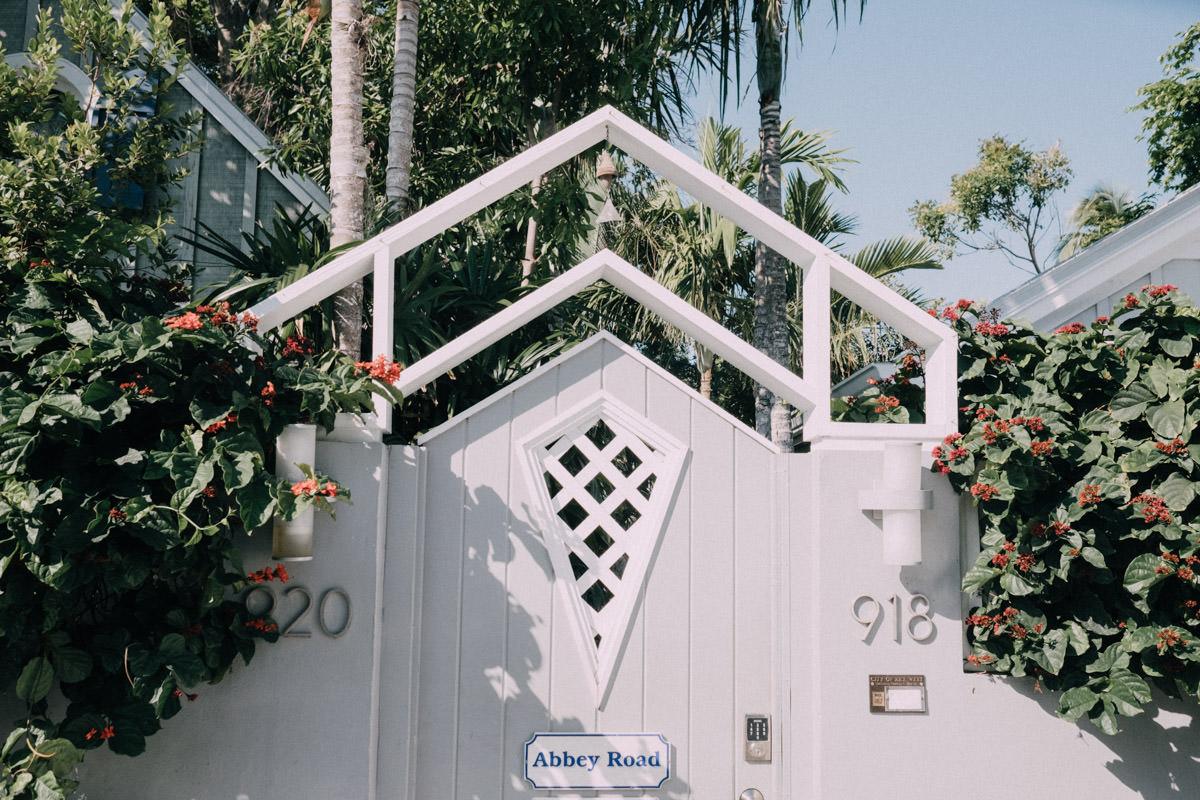 hemingway home wedding key west florida 8