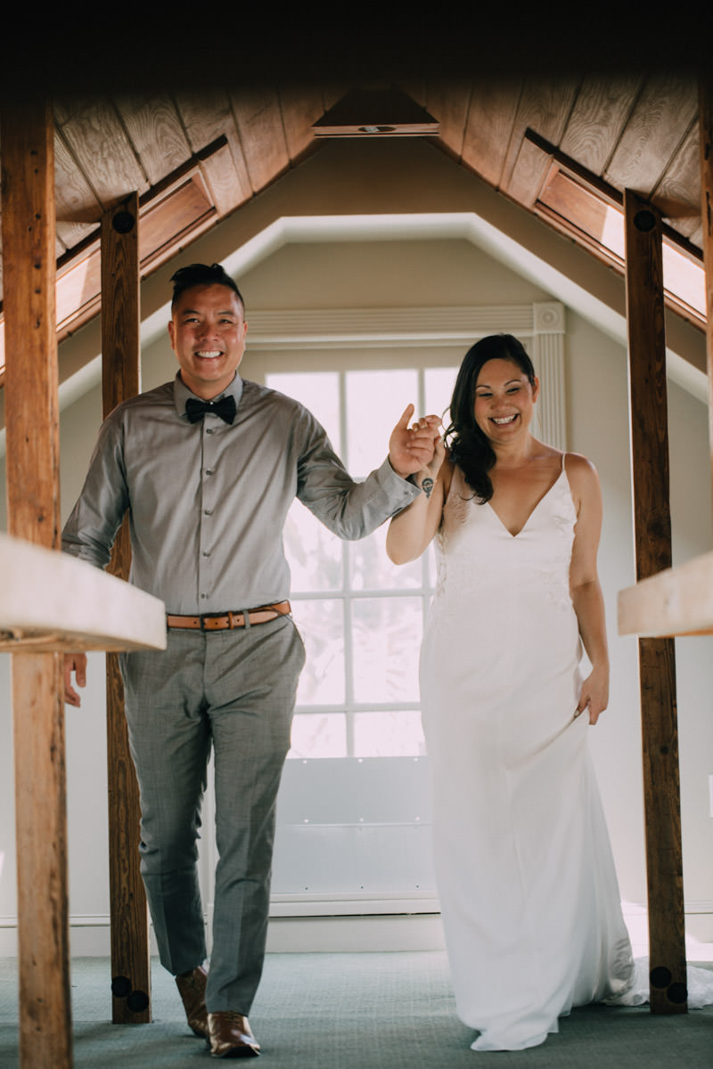 first look at hemingway home wedding key west florida 3