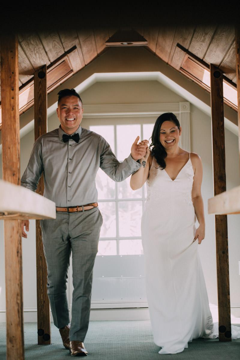 first look at hemingway home wedding key west florida 3