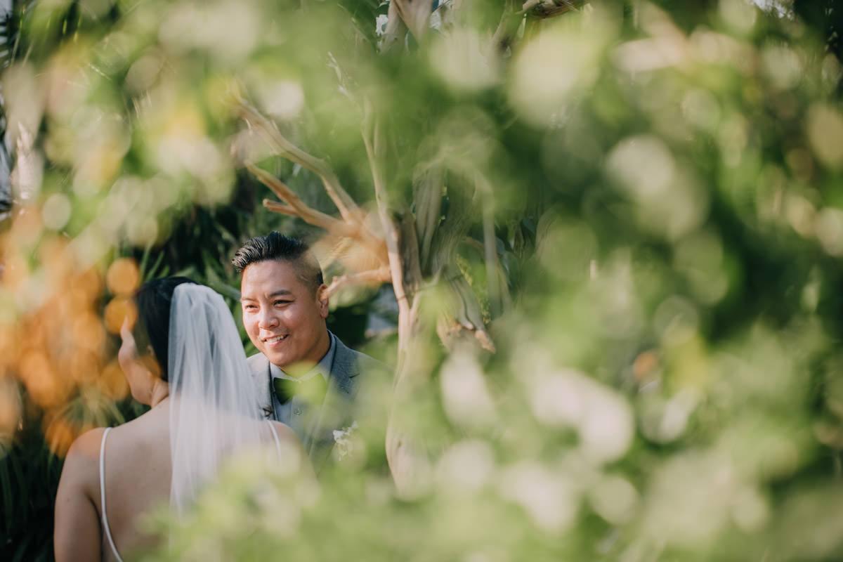 wedding ceremony at hemingway home key west florida 53