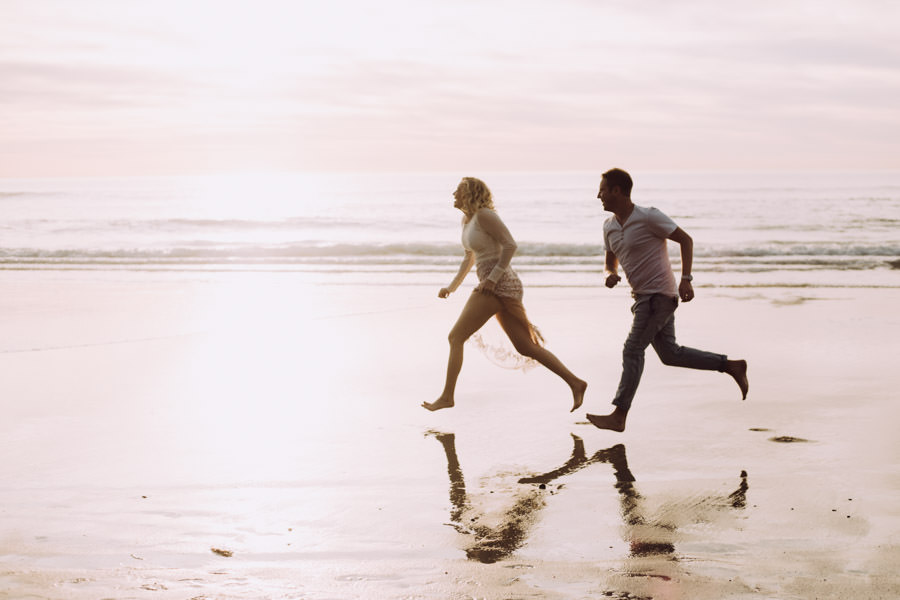 san diego top 7 engagement session locations moonlight beach run wild and free on the beach