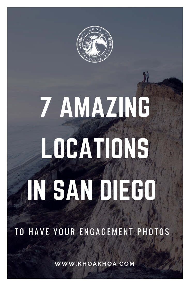 7 amazing locations in san diego to have your engagement photos ho chi minh trail