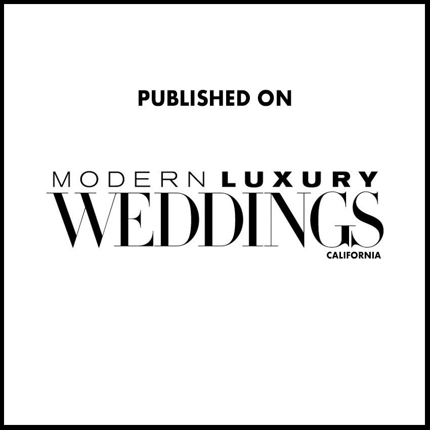 khoa photography published on modern luxury weddings
