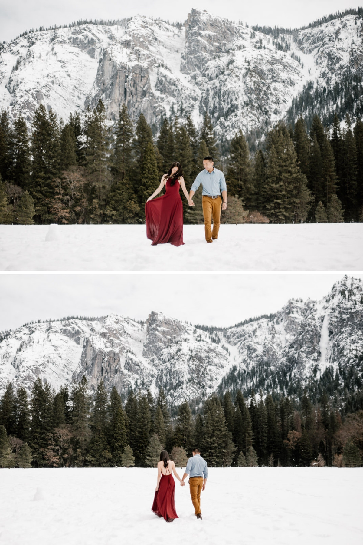 yosemite engagement session san diego wedding photographer 35