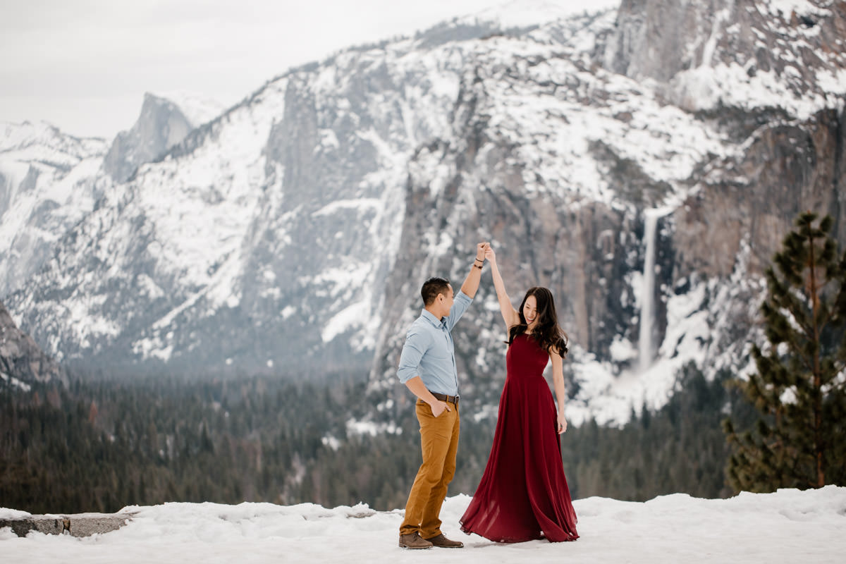 yosemite engagement session san diego wedding photographer 7