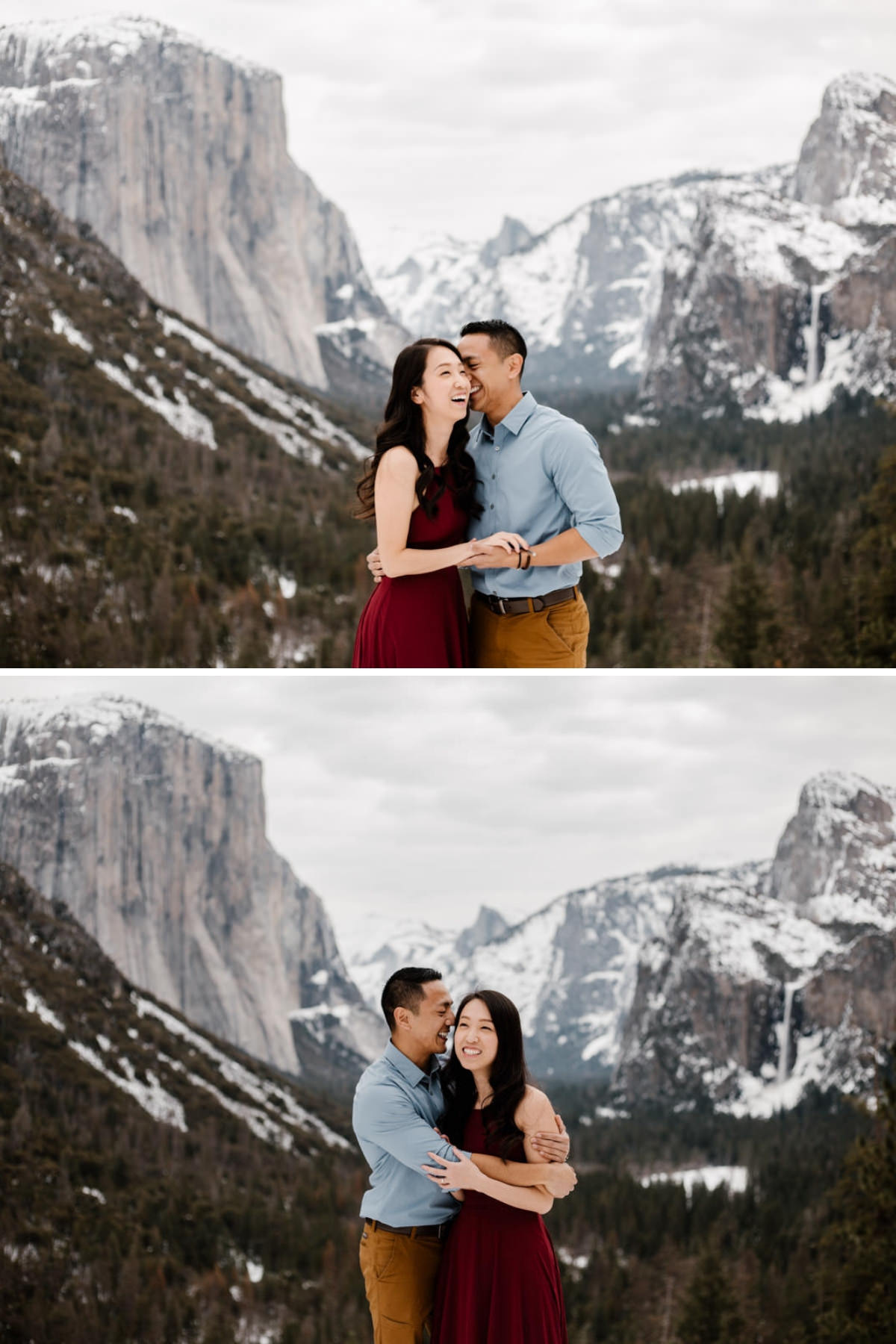 yosemite engagement session san diego wedding photographer 2