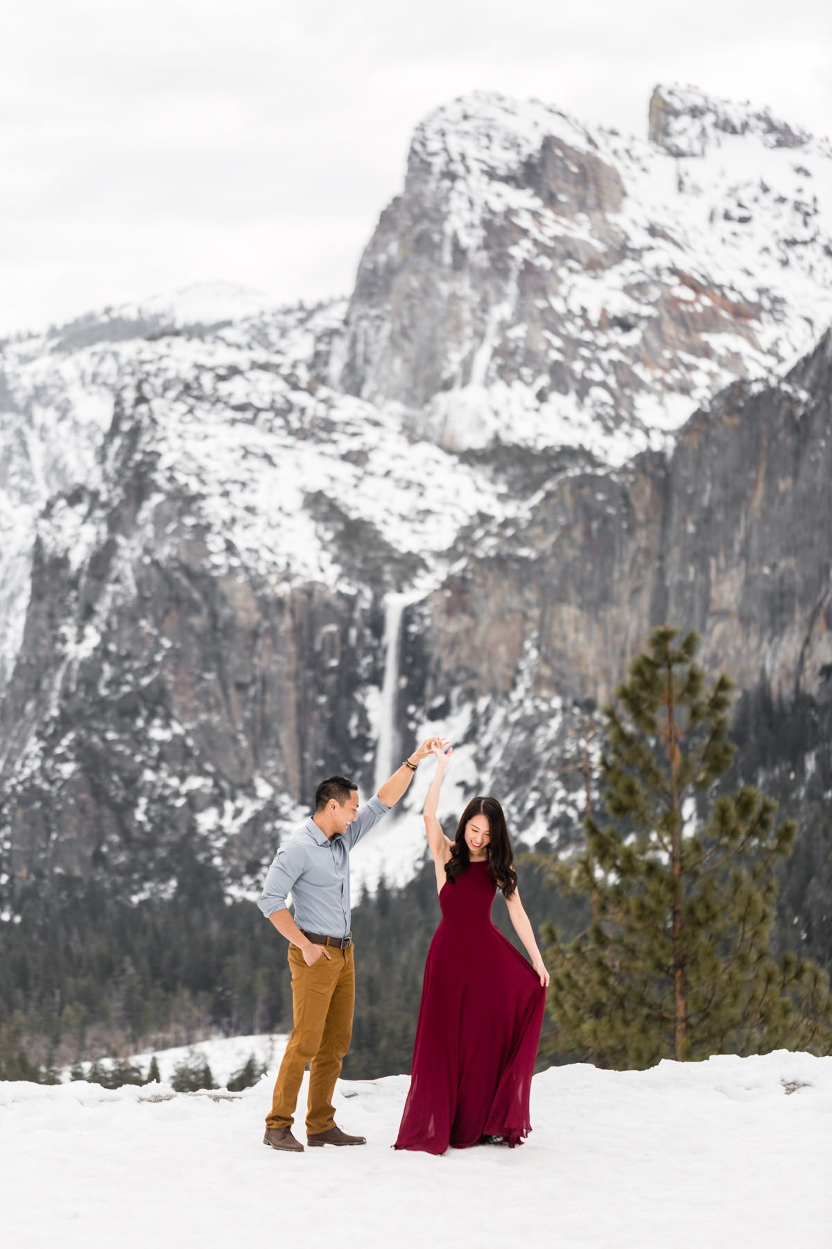yosemite engagement session san diego wedding photographer 8