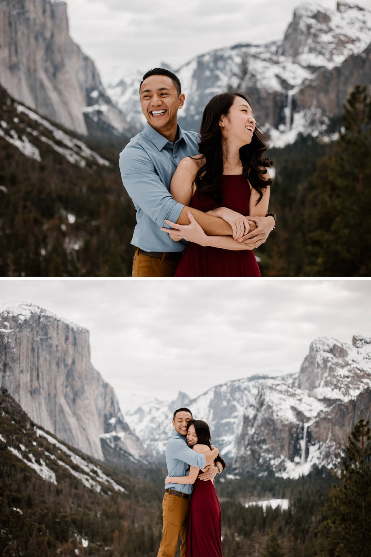 yosemite engagement session san diego wedding photographer 3