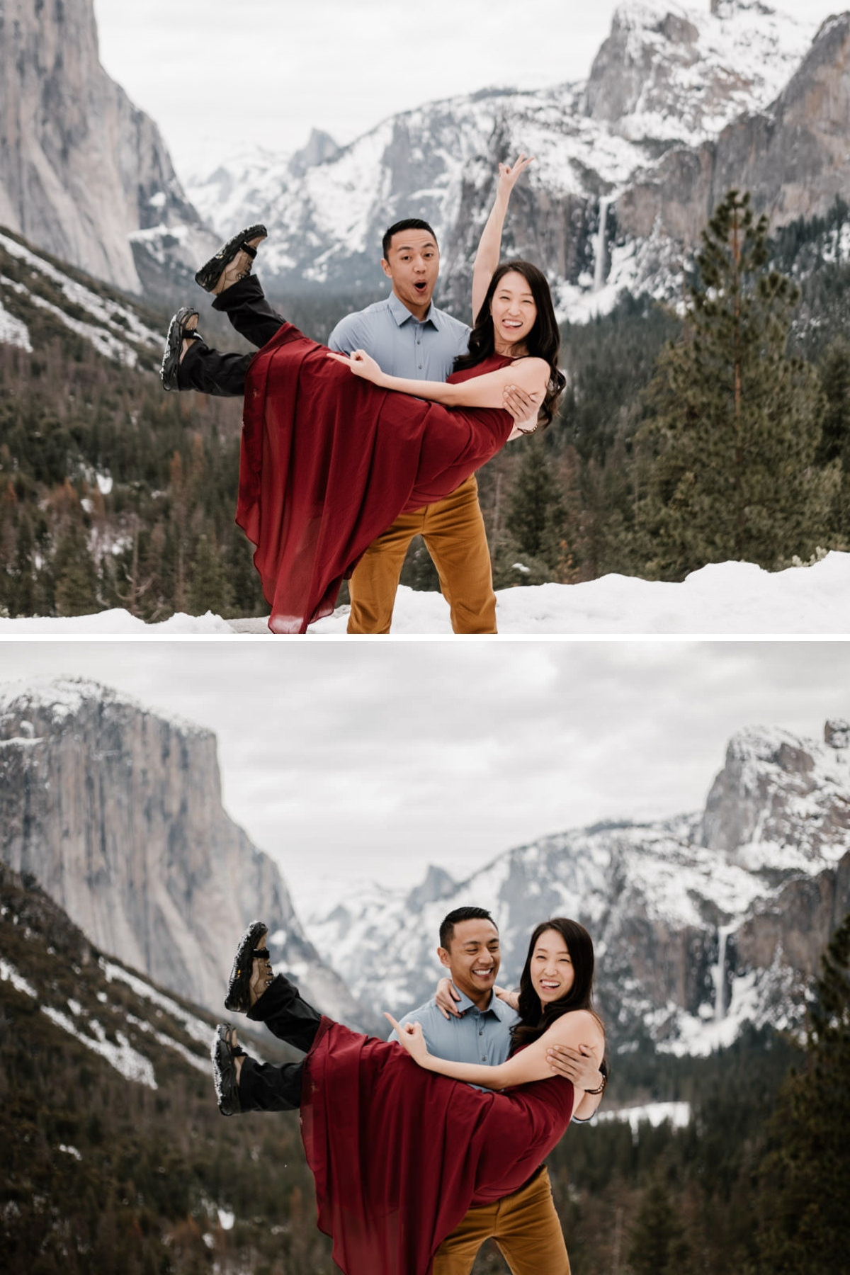 yosemite engagement session san diego wedding photographer 4