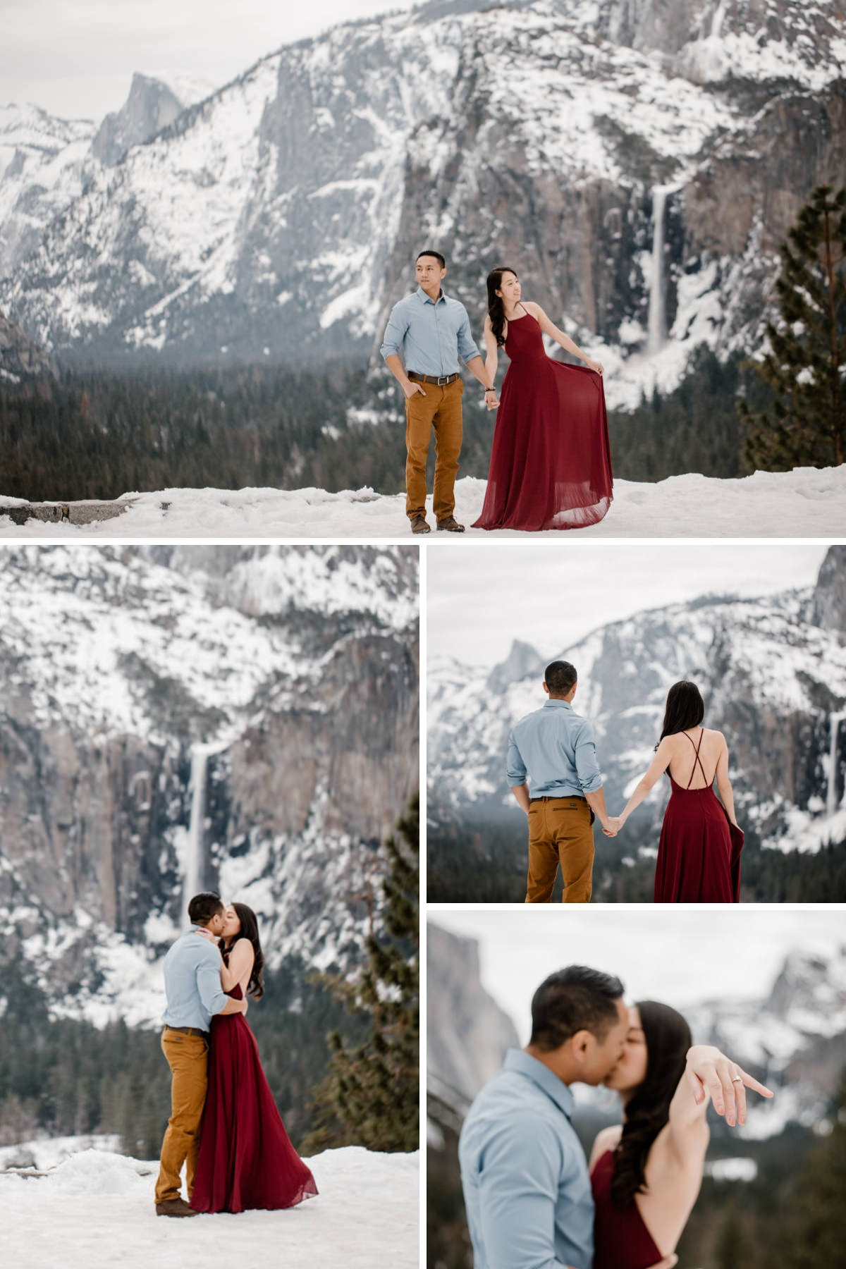 yosemite engagement session san diego wedding photographer 5