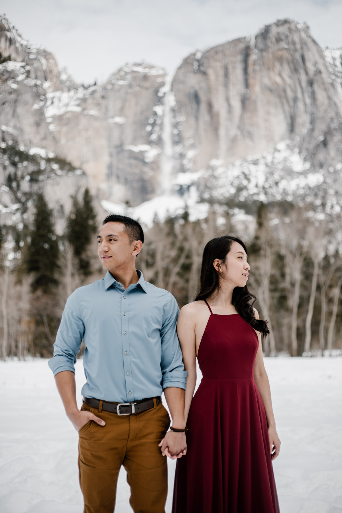yosemite engagement session san diego wedding photographer 17