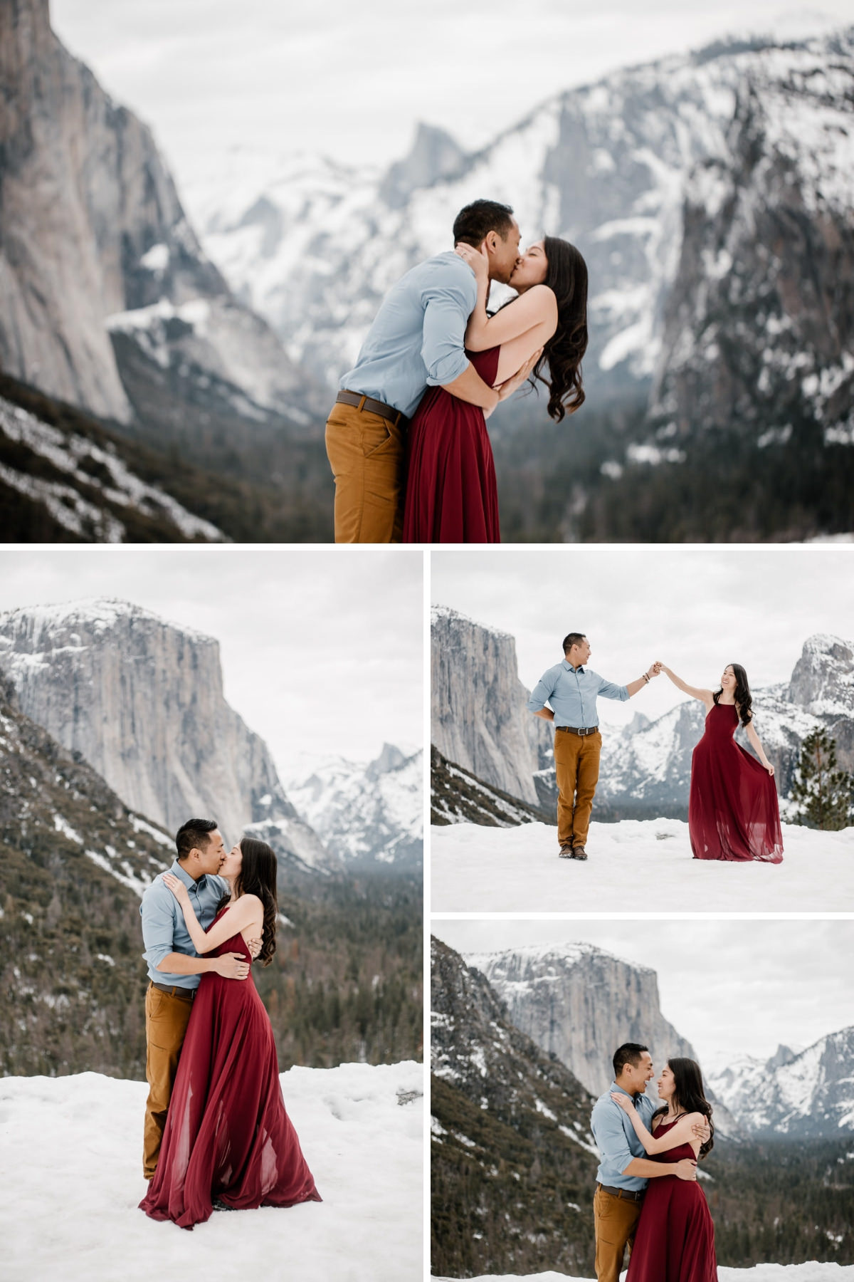 yosemite engagement session san diego wedding photographer 6