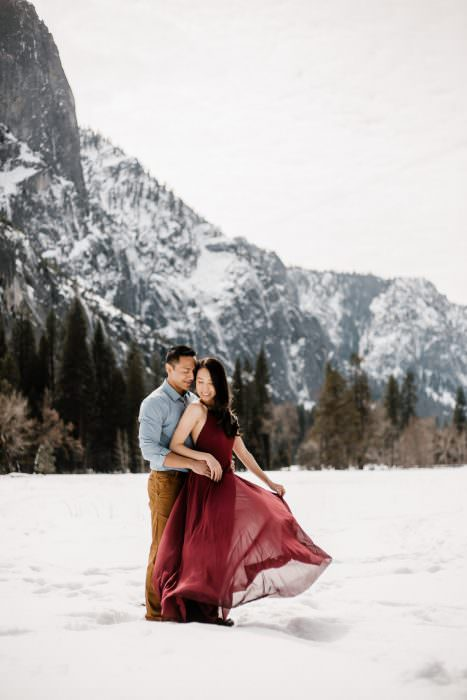 yosemite engagement session san diego wedding photographer 30