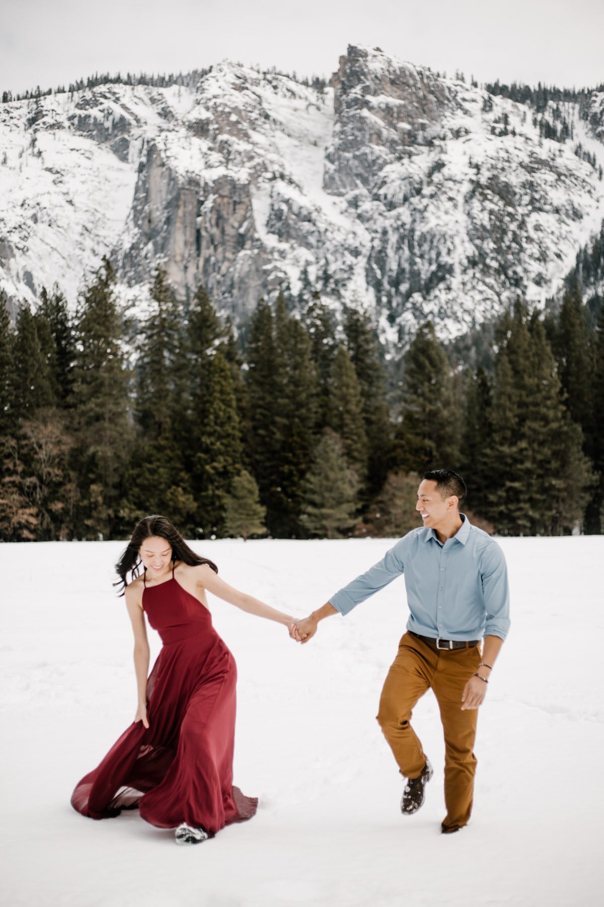 yosemite engagement session san diego wedding photographer 34