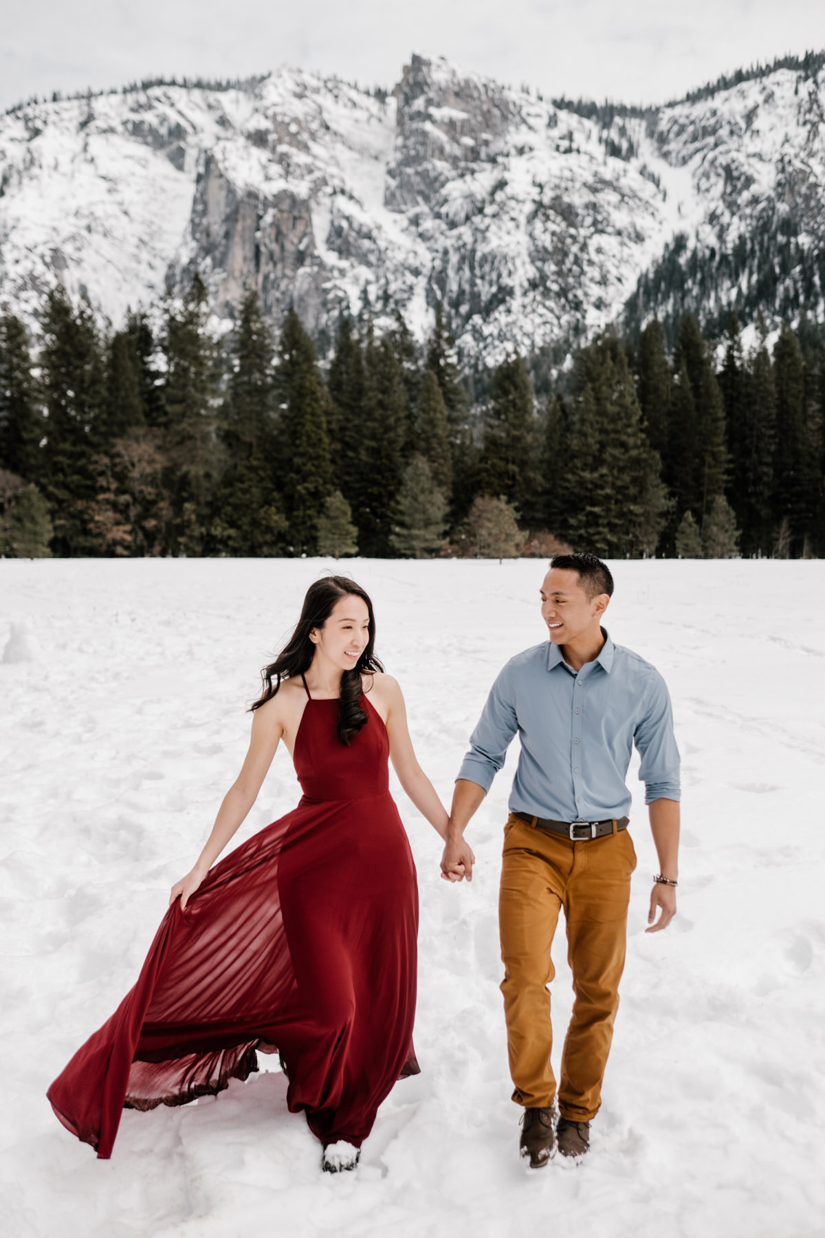 yosemite engagement session san diego wedding photographer 41