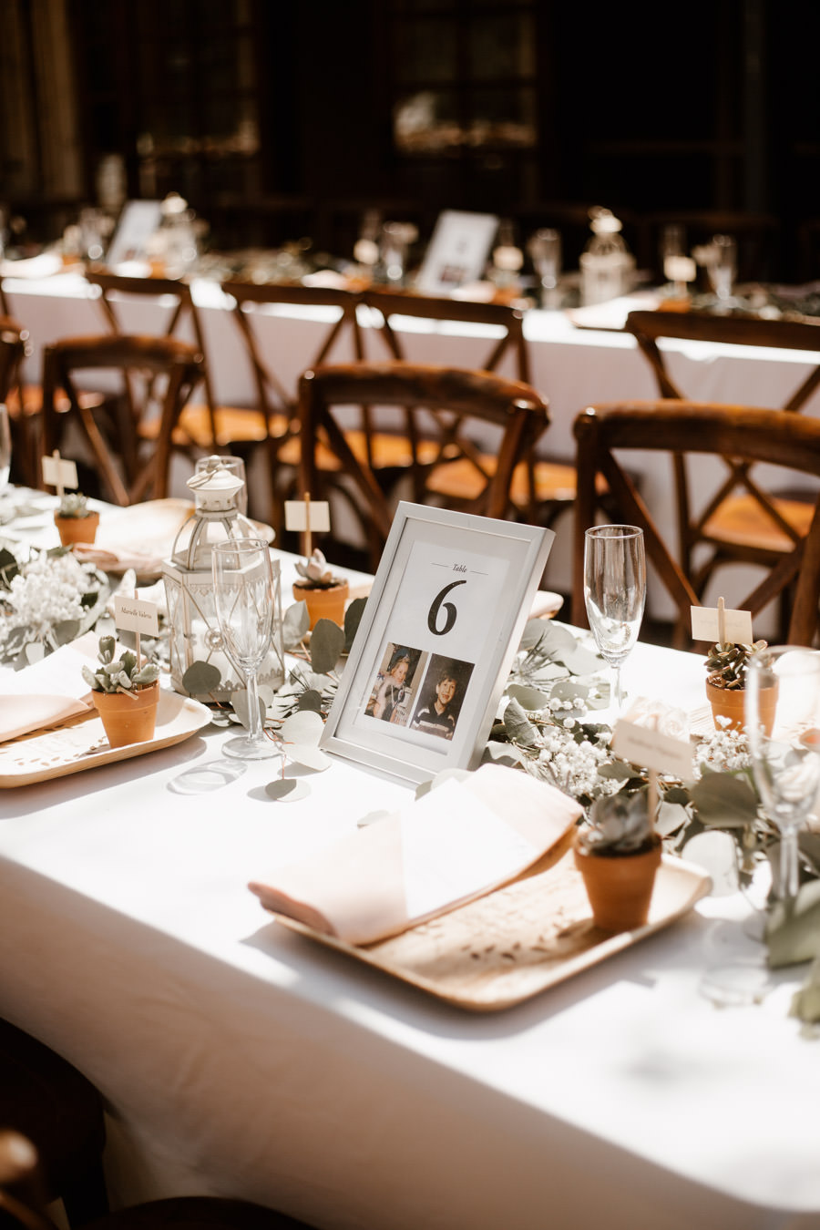 wedding table inspo