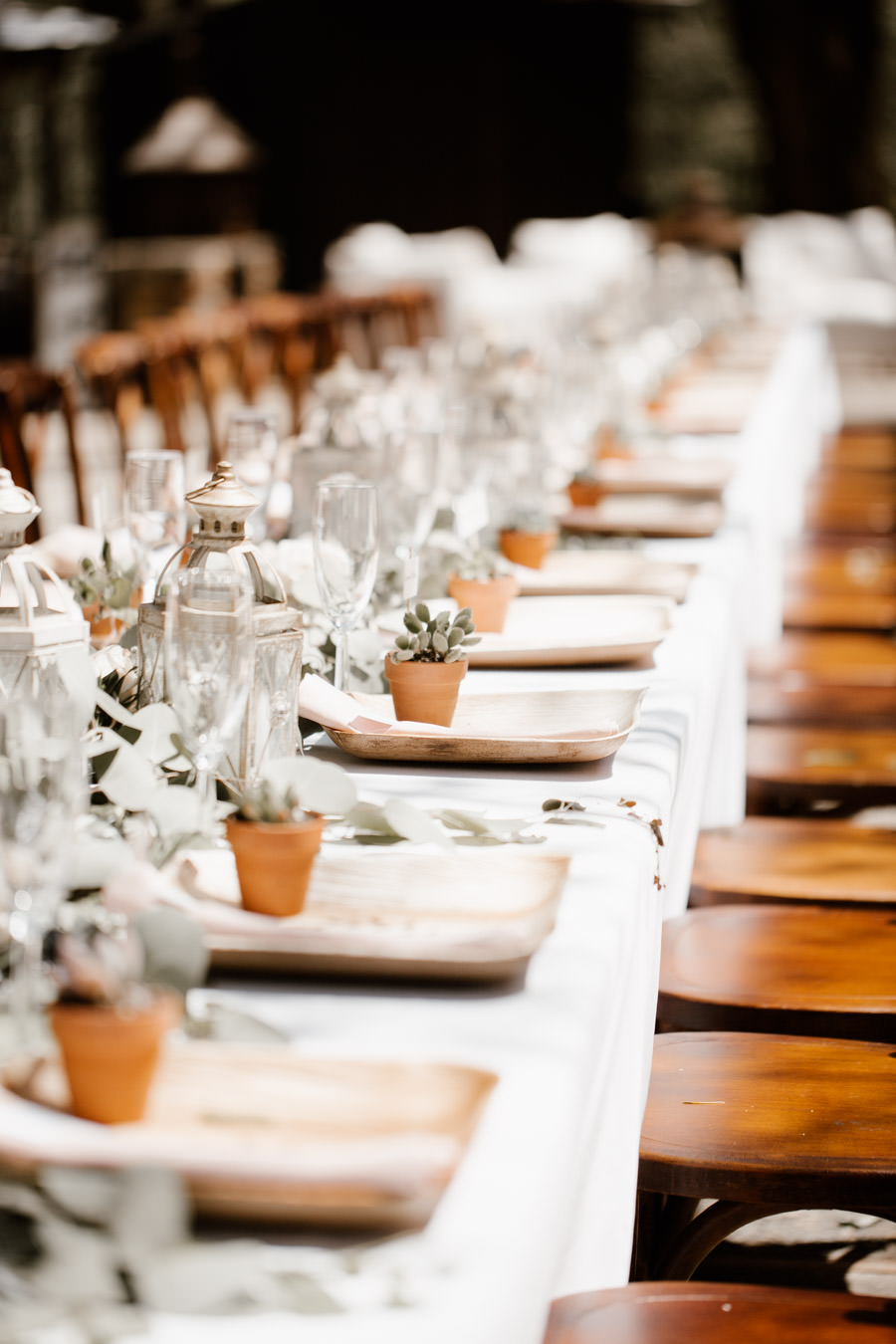 table and chair details
