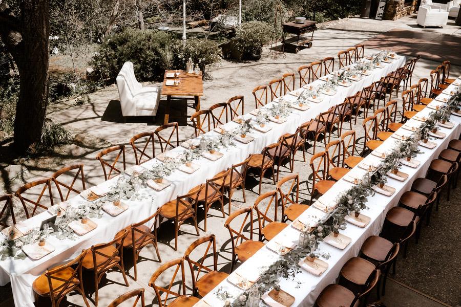 long table scape inspo
