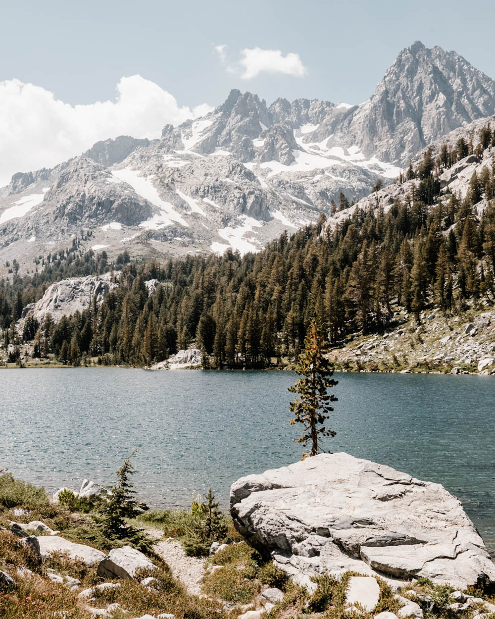 California top 33 epic engagement photography locations Ansel Adams wilderness lake