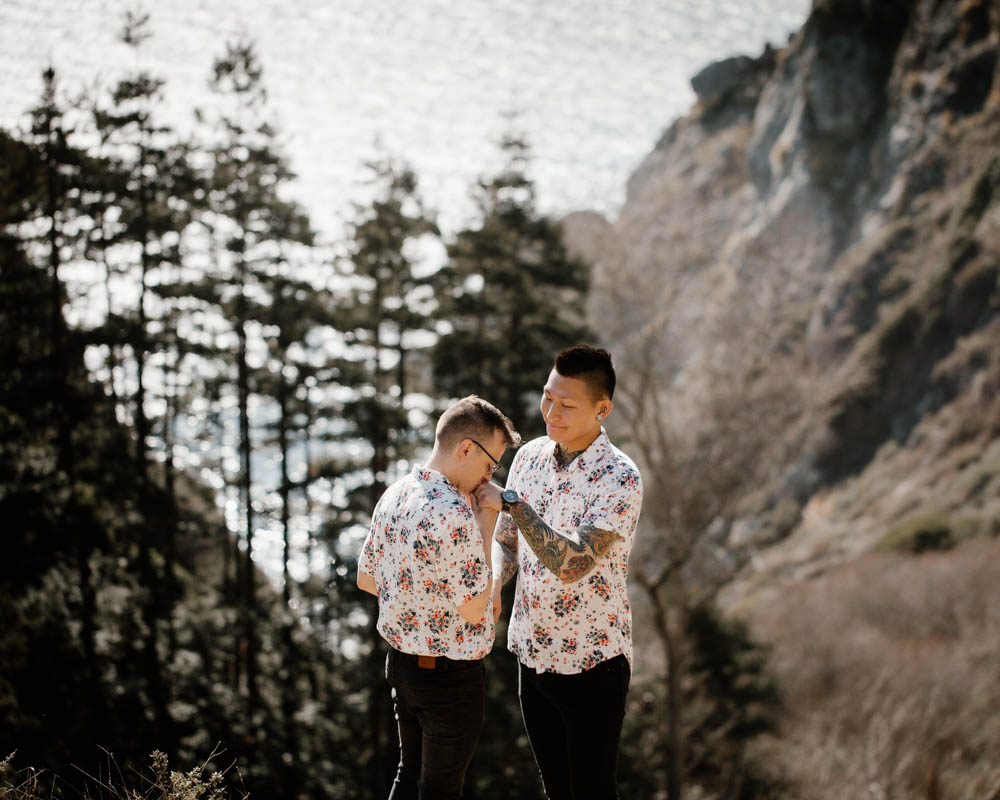 California top 33 epic engagement photography locations big sur coast