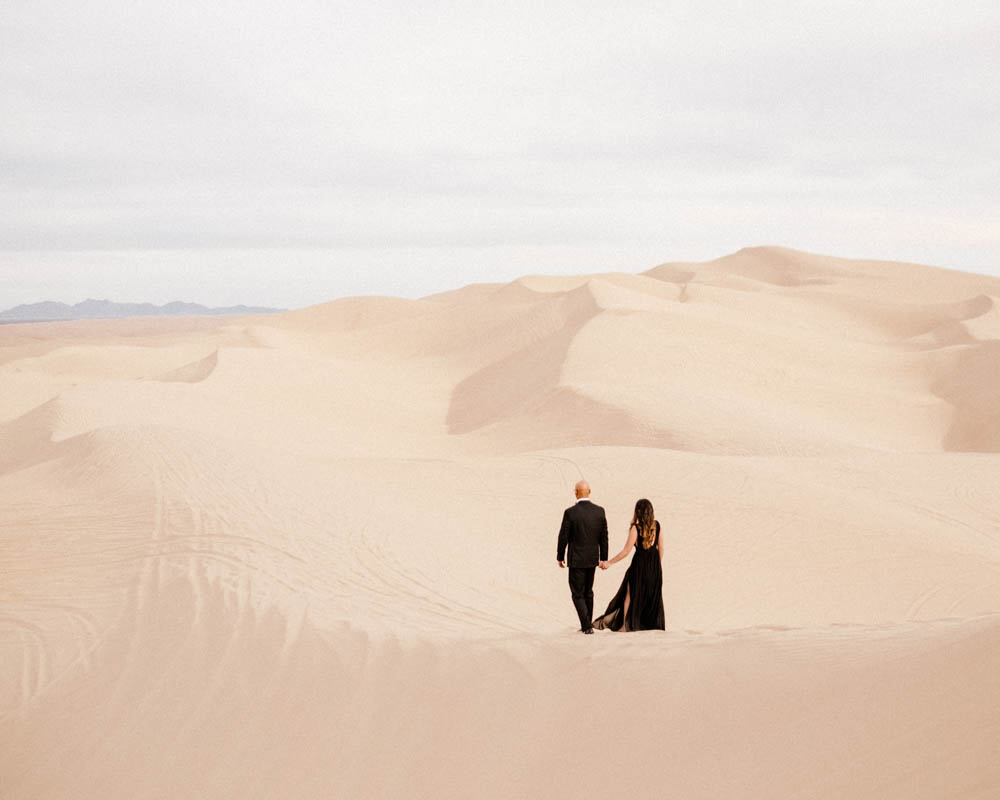 California top 33 epic engagement photography locations a walk in endless desert