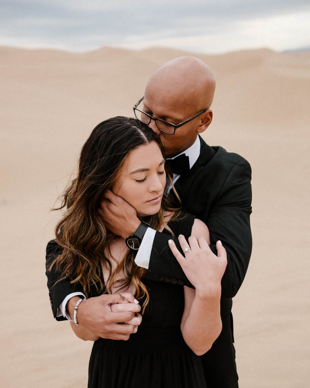 California top 33 epic engagement photography locations intimate moment in the desert