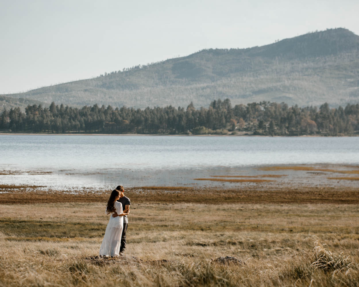 California top 33 epic engagement photography locations lake cuyamaca