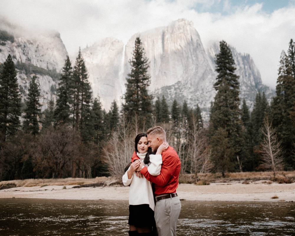 California top 33 epic engagement photography locations yosemite national park