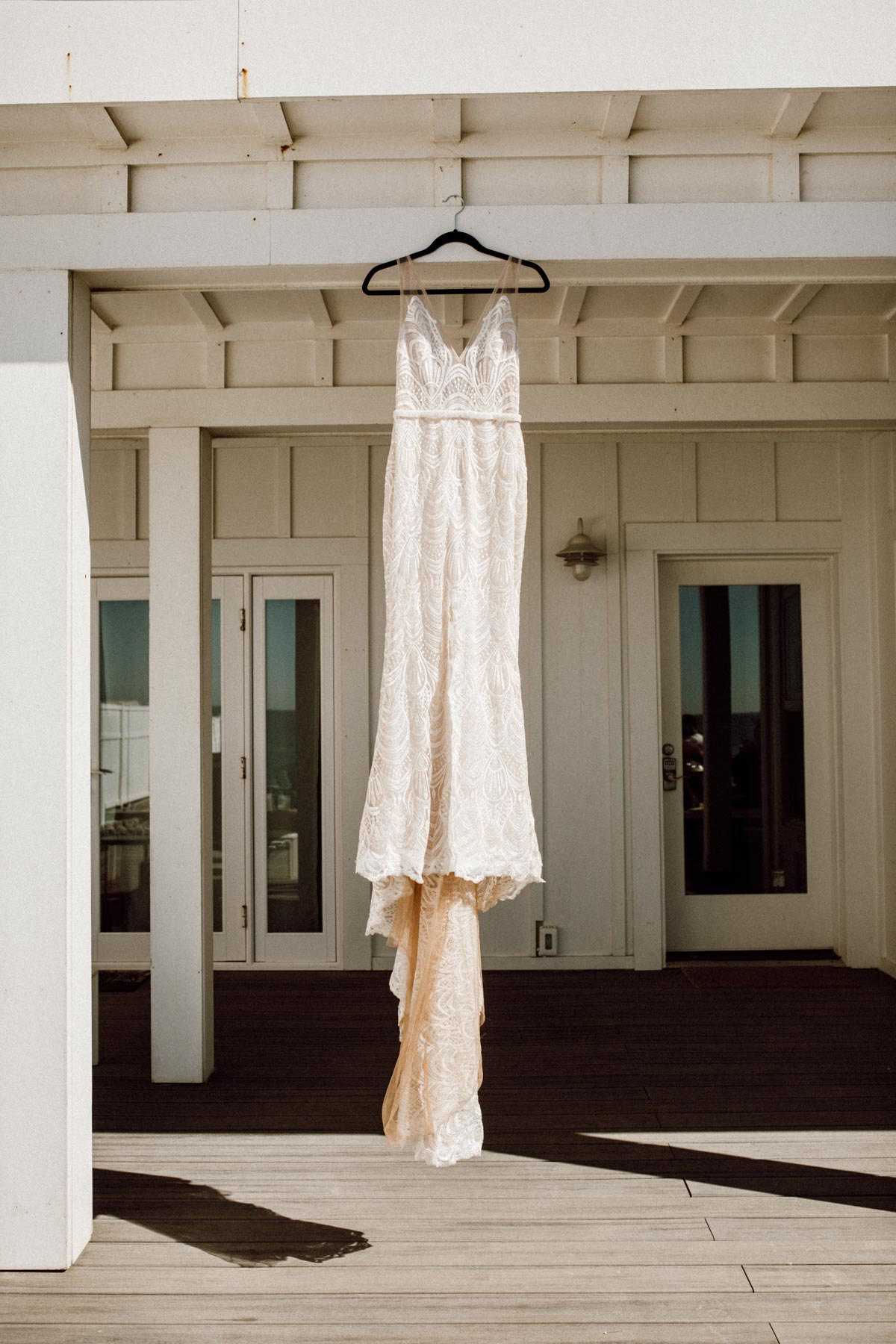 ethereal gardens wedding gown