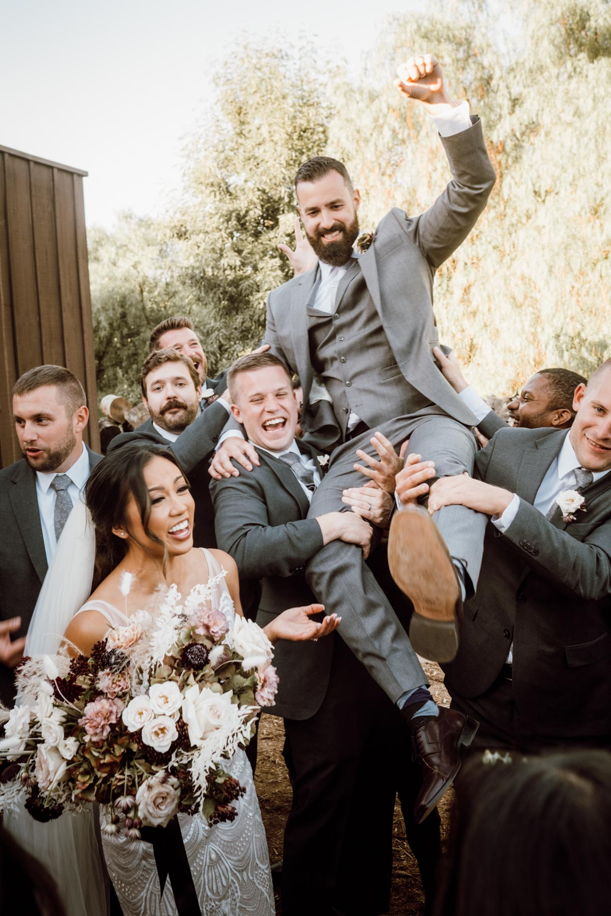 ethereal gardens wedding squad goals 1