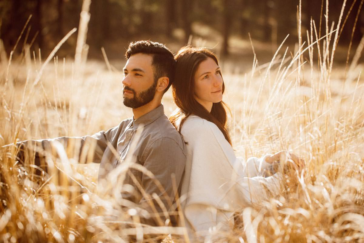 mount laguna engagement shoot movie cover